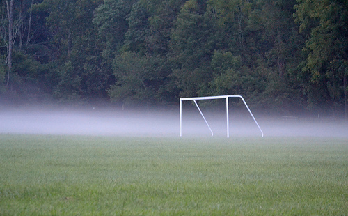 Foggy Goals