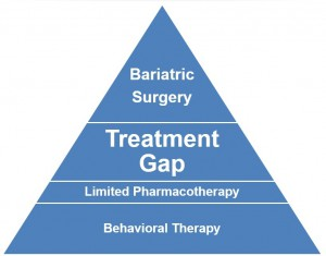 Treatment Gap Pyramid