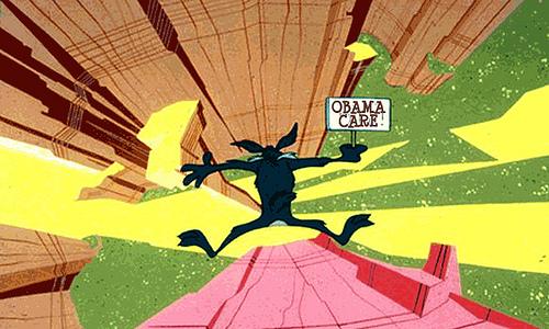 Obamacare Falling