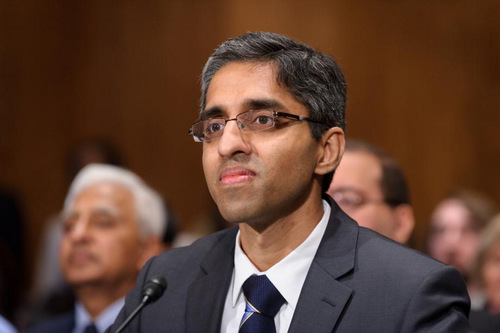 Vivek Murthy Nomination Hearing Feb 2014