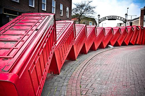 Cliché in Red