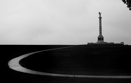 New York Monument at Antietam