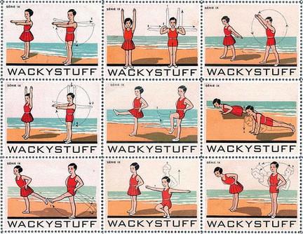 Wacky Workout