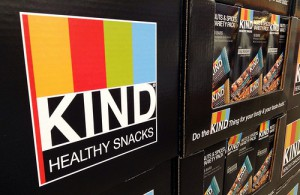 Kind Bar Healthy Snacks