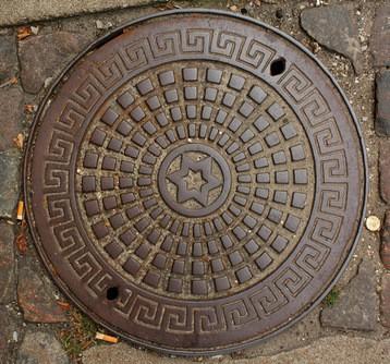 Copenhagen Sewage Lid