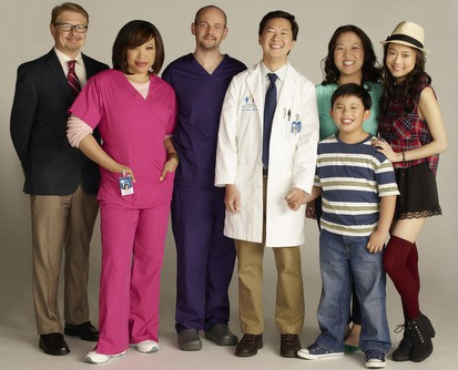 Cast of Dr. Ken