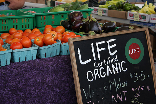 Life Certified Organic
