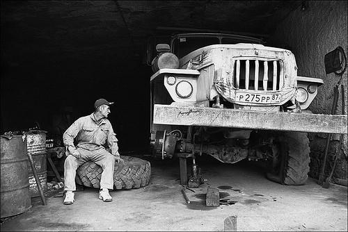 Russian Auto Mechanic