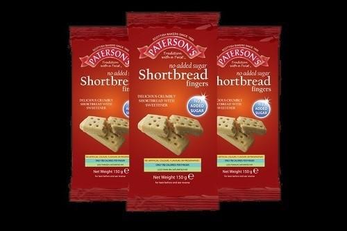 No Added Sugar Shortbread
