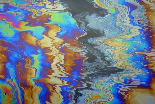 Rainbow Pollution
