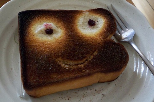 My Breakfast Smiles for Me