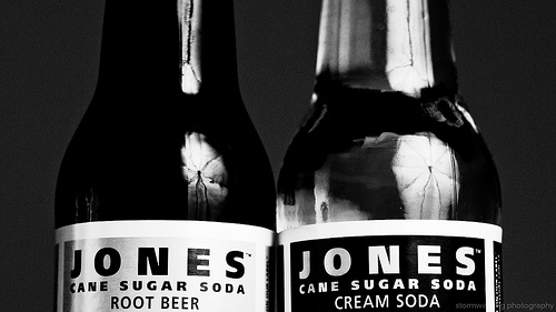 Jones Cane Sugar Soda