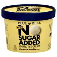 No Sugar Added Ice Cream