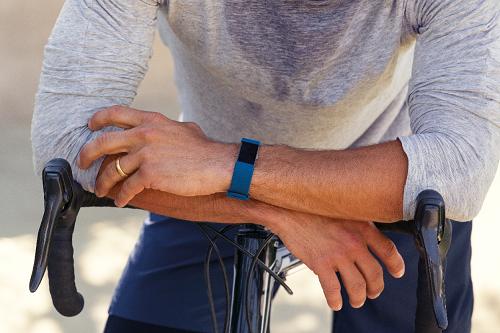Fitbit Biking
