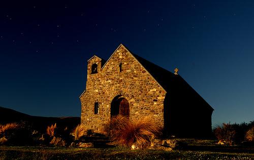 Church of the Good Shepherd, Lake Tekapo, NZ