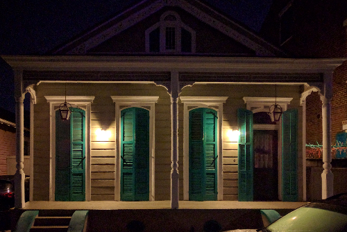 Early Morning New Orleans