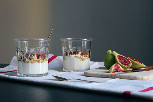 Figs and Yogurt