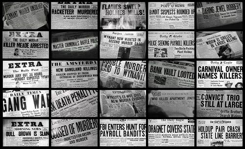 Noir Headlines