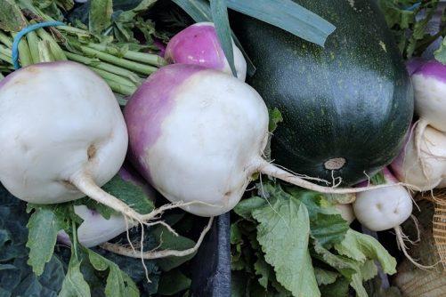 Fresh Vegetables in Porto