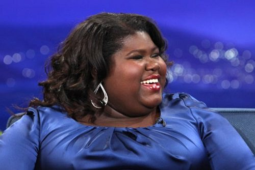 Gabourey Sidibe on Conan in 2010