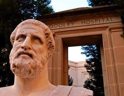Hippocrates and the Dooley Hospital