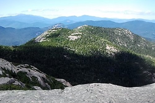 Daunting Height, Mt Chocorua