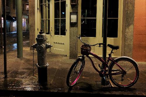 New Orleans Bike