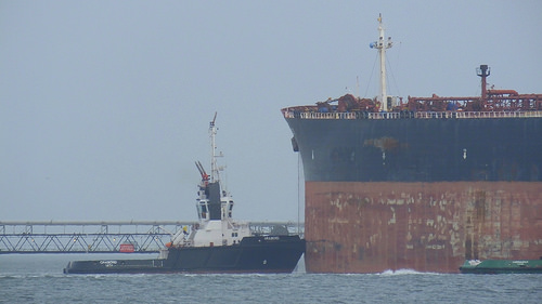 Nudging the Tanker