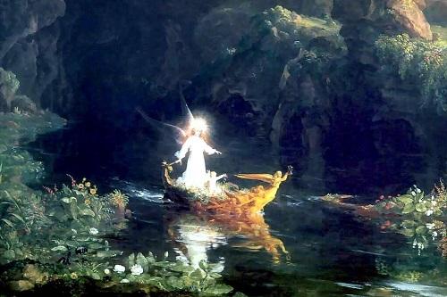 Childhood Fantasy Voyage