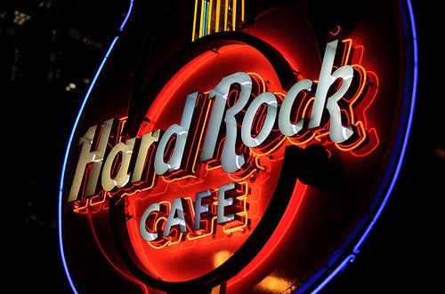Nashville Hard Rock Cafe