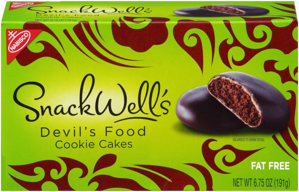 Snack Well Fat-Free Devil's Food Cookie Cakes
