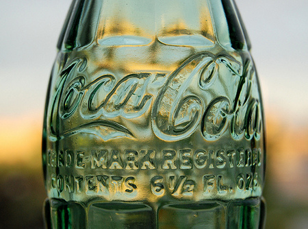 1959 Coca Cola Bottle 6.5oz