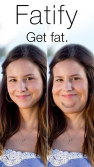 Fatify Application Advertisement
