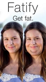 Fatify Application Advertisement