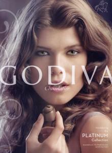 Godiva Chocolatier Ad