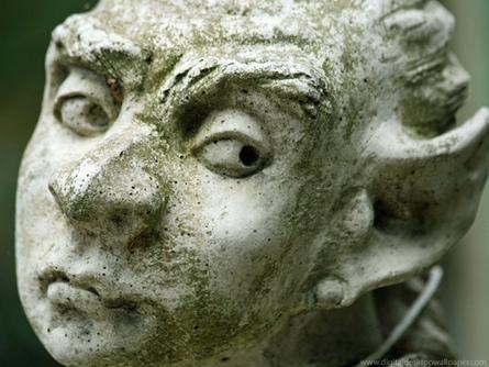 Sad Gargoyle