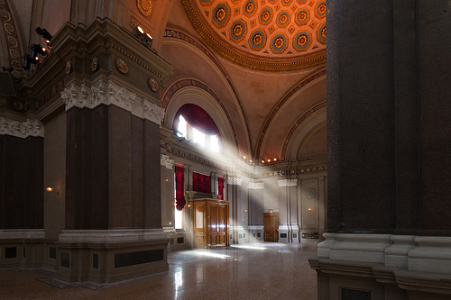 Shining In, The Williamsburgh Savings Bank