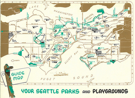 Your Seattle Parks and Playgrounds