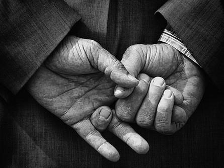 Fidgeting Hands