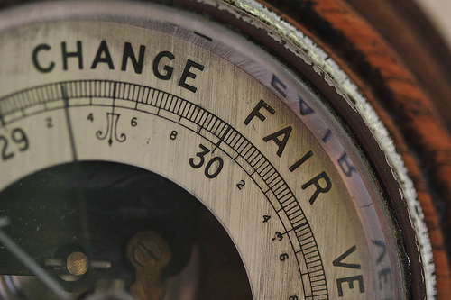 Barometer Change Fair