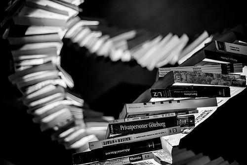 DNA in Books