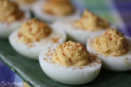 Re-Deviled Eggs