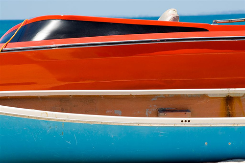 Boats Fast and Slow