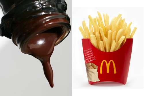 Chocolate Fries