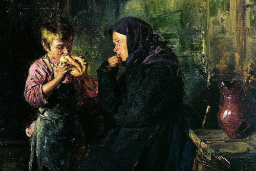 Engagement, Mother and Child