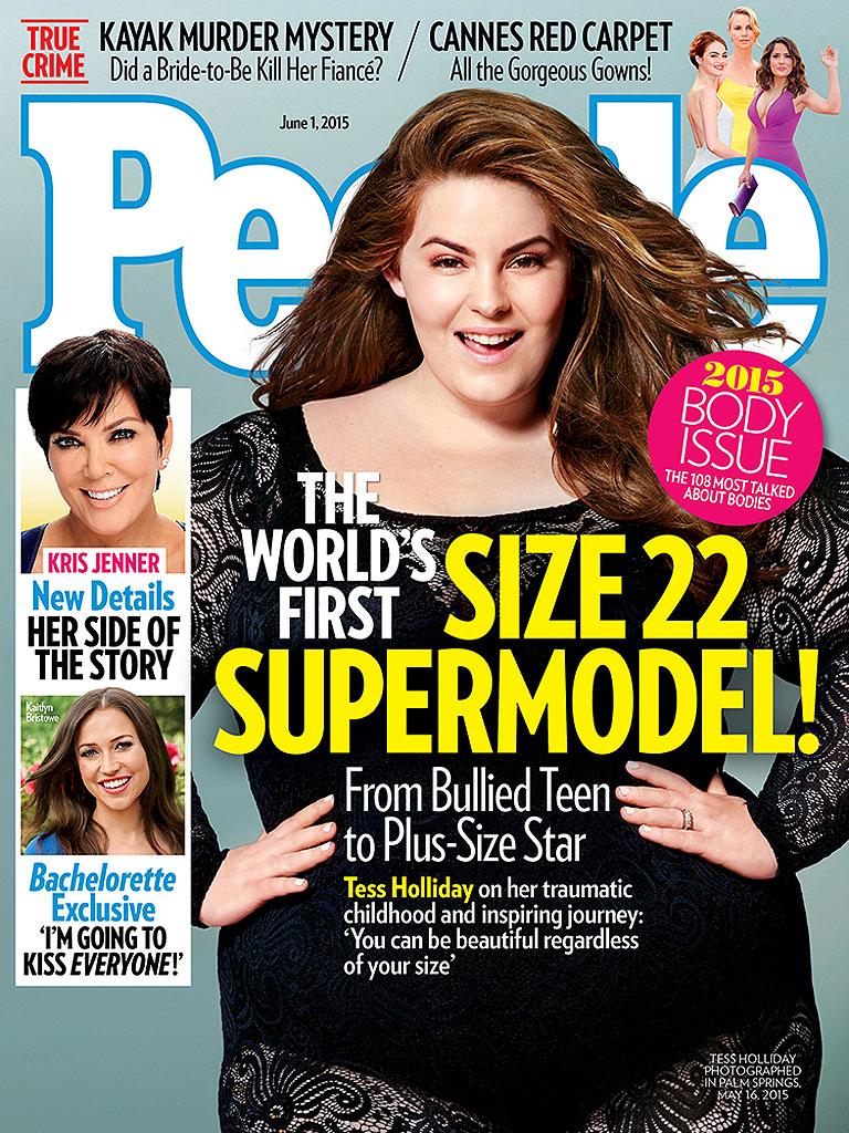 People Magazine, Tess Holiday