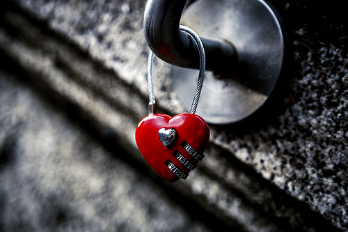 Lock My Heart Here
