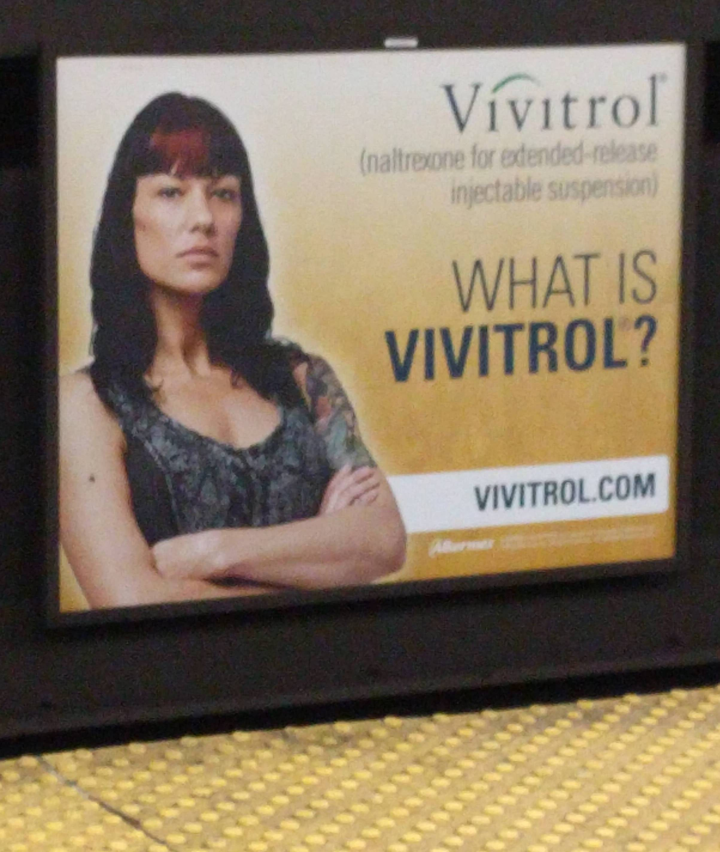 What is Vivitrol?