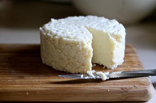 Pressed Lemon Cheese