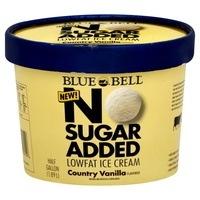 No Sugar Added Ice Cream